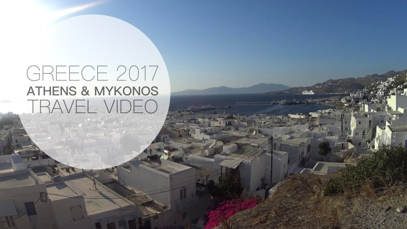 Greece 2017 Travel Video